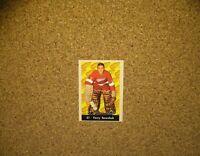 1993-94 Parkhurst Parkie Hockey RP #PR-37 Terry Sawchuk (Detroit Red Wings)