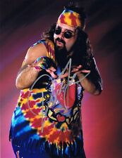 Dude Love (Mick Foley) Signed Autographed 8x10 Photo - w/COA - WWE Mankind