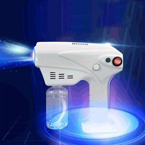 Nano Steam Gun Micro Mist Salon Treatment Hair Steamer Machine Electric Nano