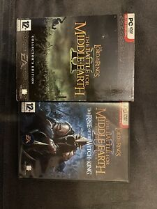 The Lord of the Rings The Battle for Middle-earth II& The Rise of the Witch-King
