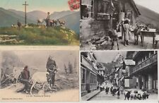 GOATS CHEVRES ANIMALS ANIMAUX 34 CPA (mostly pre-1940)