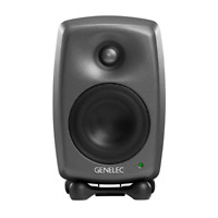 Genelec 8020D Compact Active Studio Monitor - Dark Grey (Single)