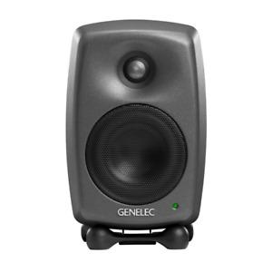Genelec 8020D Compact Active Studio Monitor - Dark Grey (Single)
