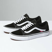 VANS Old Skool Pro (Black/White) VN000ZD4Y28 $65