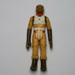 Star Wars - Bossk Bounty Hunter (1980) - ESB - Vintage Kenner - Hong Kong