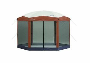 Coleman Screened Canopy Tent Instant Setup Back Home Screenhouse Sets 2000004413