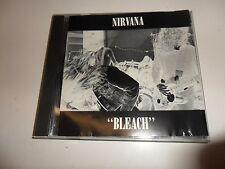 CD Bleach di Nirvana (1992)