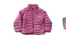 PATAGONIA Girls Down Jacket Size XS (5-6)