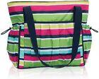 Thirty One New Day Organizing Utility Beach Diaper Mummy Tote Bag Zip 31 gift