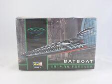 BATBOAT Model Kit BATMAN FOREVER 1995 Revell Monogram 1:25 Scale NEW 6722 Sealed