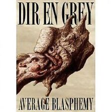 AVERAGE BLASPHEMY - DIR EN GREY - (N92){DVD Audio}
