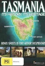 Tasmania - It's History, It's Heritage / Ghosts Of Port Arthur (DVD, 2015)