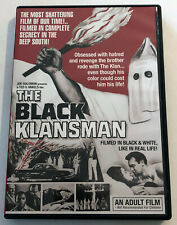 Black Klansman 1966 Ted Mikels Widescreen Code Red DVD  Unrated Region 0