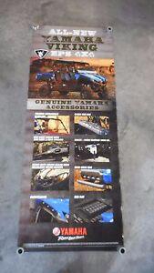 Yamaha Viking EPS 4X4 Dealer Exclusive Banner