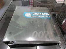 2011 James Bond Mission Logs Complete Master Set - Rittenhouse Archives