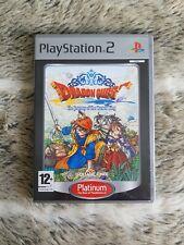 Dragon Quest: el periplo del rey maldito Playstation 2 PS2 Juego Completo