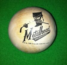 "Wood Stickhandling Balls 2"" - Lot of 25"