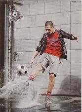 C1000 2011 Stars of Football Dutch Signed tradingcard #37 Wesley Verhoek