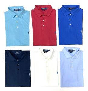 Polo Ralph Lauren Men's Classic Fit Pocket Polo Shirt
