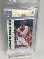 Gem mint 9.5: Lebron James Rookie Card, 2003-2004 Upper Deck Top Prospects #60