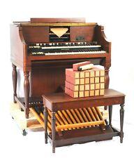 Aeolian Hammond Tonewheel Organ Player Model Ba Rare B3 Sound Key Vintage Style