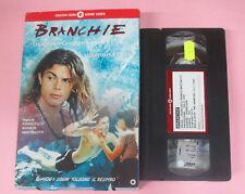 VHS film BRANCHIE Gianluca Grignani Valentina Cervi CECCHI GORI (F31) no dvd
