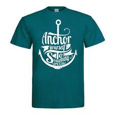 Bequem sitzende Herren-T-Shirts Tattoo in Größe XL