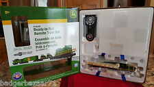 John Deere RS-3 LionChief Ready 2 Run O-Gauge Train Set Remote Multi Cars 681480
