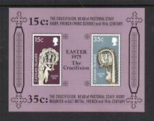 CAYMAN ISLANDS MNH 1975 MS391 EASTER