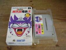 Nintendo SNES NTSC-J (Japan) Boxing Video Games