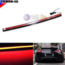 36'' Roofline LED Third Brake Light Kit Above Rear Windshield for 350Z 370Z GTR