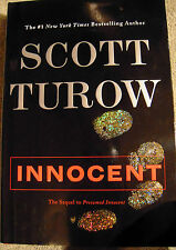 Innocent by Scott Turow, Brand New First/First (2010, Hardcover)