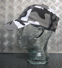 100% Cotton Urban Camouflage Baseball Hat / Cap - BRAND NEW