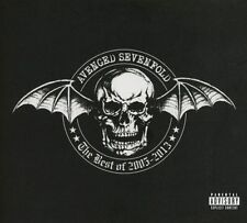 AVENGED SEVENFOLD The Best Of 2005-2013 2CD BRAND NEW