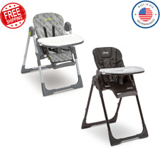 Jeep Classic Convertible High Chair for Babies and Toddlers [Multi Color]