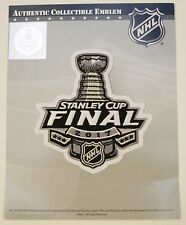 2017 NHL Stanley Cup Finals Patch Pittsburgh Penguins Eastern Conference Champs
