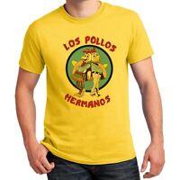 Los Pollos Hermanos T-shirt Better Call Saul Goodman Yellow shirts S-4XL sizes
