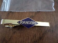 U.S MILITARY ARMY RANGERS TIE BAR OR TIE TAC CLIP ON TYPE U.S.A MADE U.S ARMY