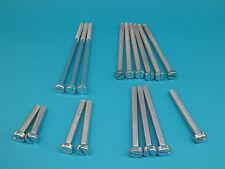 Zündapp Schraubensatz DIN84 wie original 3-Gang  Typ 278 560 570  CX25 Typ 448