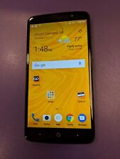 ZTE MAX XL - 16GB - Black (Boost Mobile) Smartphone - Clean IMEI