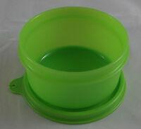 Tupperware B 15 Julchen 200 ml Dose Behälter Box mit Deckel Hellgrün Grün Neu