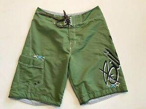 Billabong Cargo Boardshorts Swimwear Trunk Men's 32