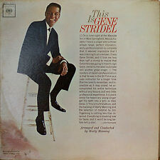 THIS IS GENE STRIDEL-1964LP MONO Arranged & Conducted by Marty Manning