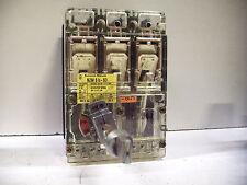 KLOCKNER MOELLER NZM6B-63 QUANTITY! 60AMP 3POLE 600VAC CIRCUIT BREAKER