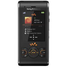 Sony Ericsson Walkman w595-Ruby Negro (Vodafone) Teléfono Móvil