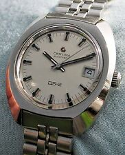 Watch CERTINA DS-2 AUTOMATIC bracelet overhauled in excellent condition