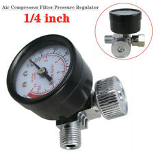 Car Pressure Regulator Compress Air Compressor Filter Pressure Regulator Guage