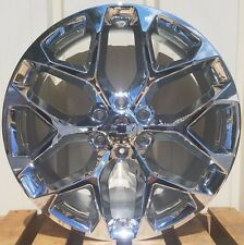 "Chevy Avalanche Wheels Silverado Tahoe Suburban 1500 22"" 2014 2015 2016 2017 NEW"