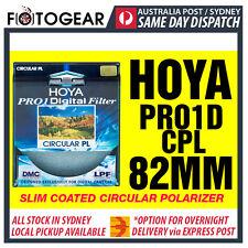 Genuine HOYA Pro1D Pro-1 Digital Multi-Coated Filter DMC LPF Polarizer CPL 82mm