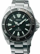 Seiko Samurai Prospex Automatic Dive Stainless Steel SRPB51 Watch